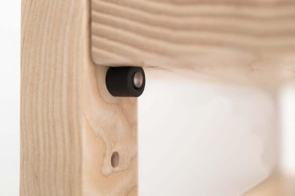 Dovetail Audio Rack Stainless Steel Shelf Pin