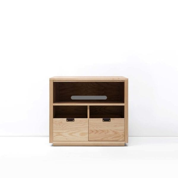Dovetail Vinyl Storage Cabinet with Sonos Shelf