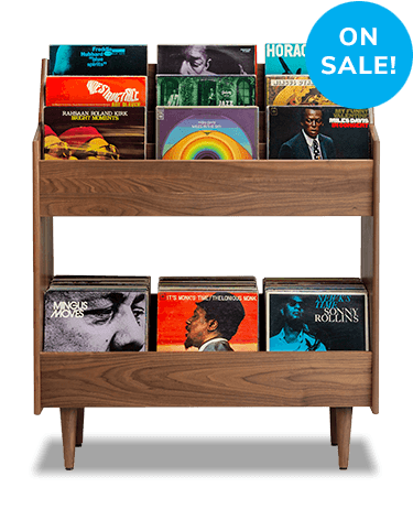 Luxe Record Stands