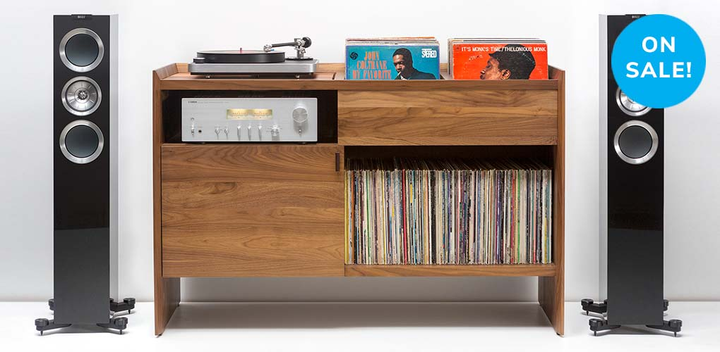 Unison Turntable Record Stand
