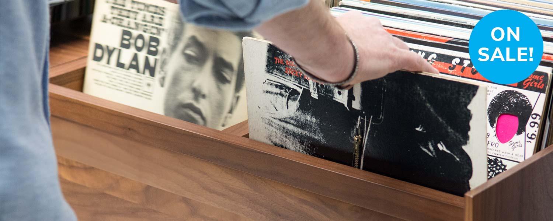 Unison Vinyl Record Turntable Stand Sale