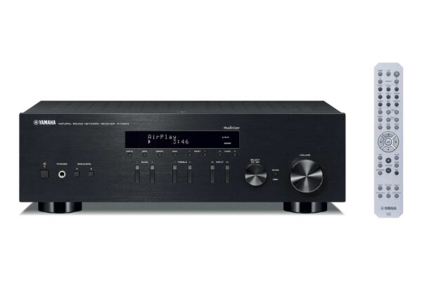 Yamaha R-N303 Network Stereo Receiver with Remote